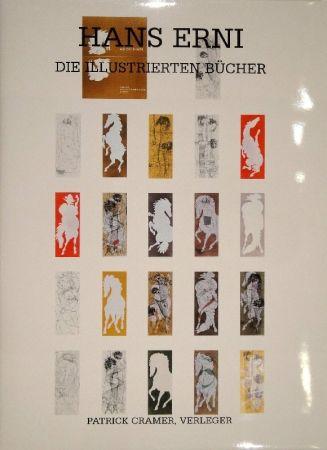 Illustrated Book Erni - GIROUD, Jean-Charles. Hans Erni. Werkverzeichnis der illustrierten Bücher.