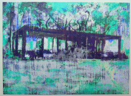 No Technical Perez - Glass House turquoise