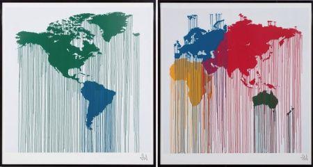 Lithograph Zevs - Global Liquidation