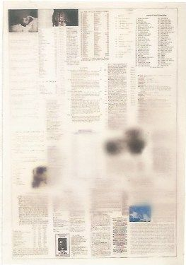 Lithograph Kitaj - Glosario