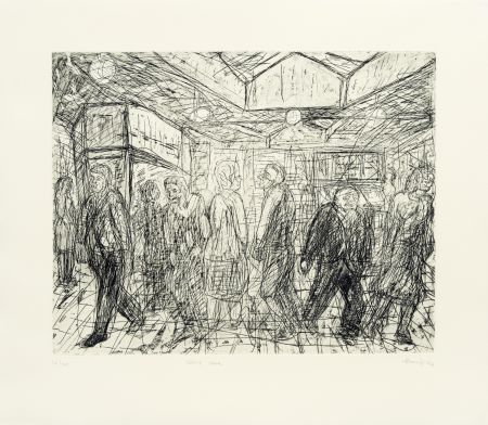 Etching Kossoff - Going Home