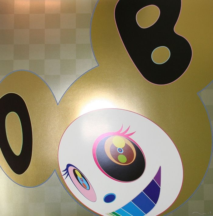 Offset Murakami - Gold Mr DOB – And Then Golden