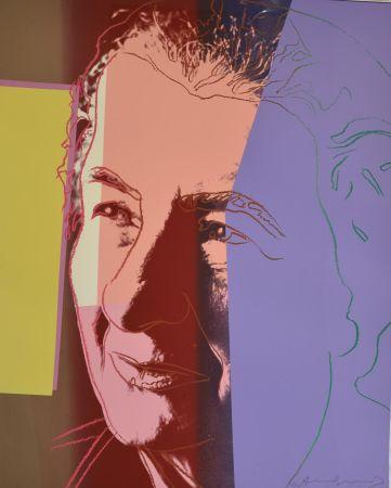 Screenprint Warhol - Golda Meir (FS II.233) Trial Proof