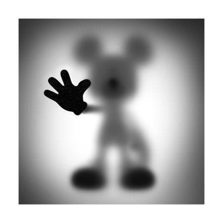Numeric Print Burdon - Gone Mickey