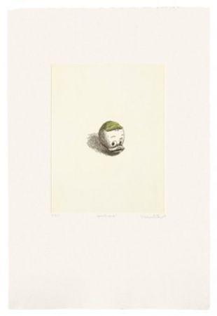 Etching Porter - Gorrito verde