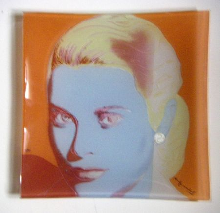 Ceramic Warhol - Grâce Kelly