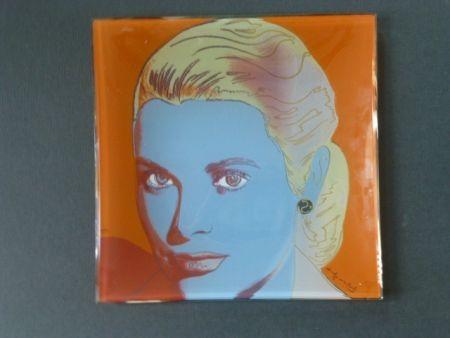 No Technical Warhol - Grace Kelly