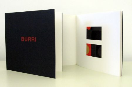Illustrated Book Burri - Grafiche dall'88