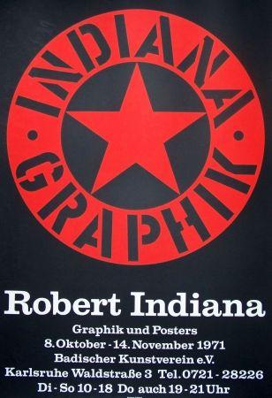 Poster Indiana - Graphik