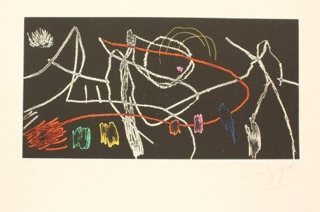 Lithograph Miró - GRAVURES POUR UNE EXPOSITION