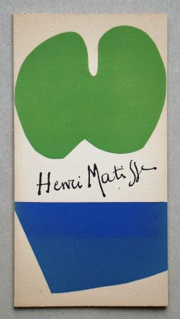 Illustrated Book Matisse - Gravures Récentes