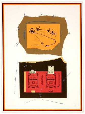 Lithograph Saura - Gudola