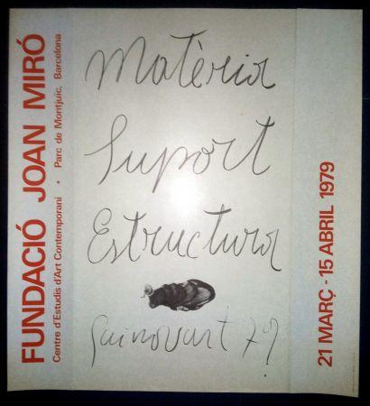 Poster Guinovart - Guinovart - Fundació Miró