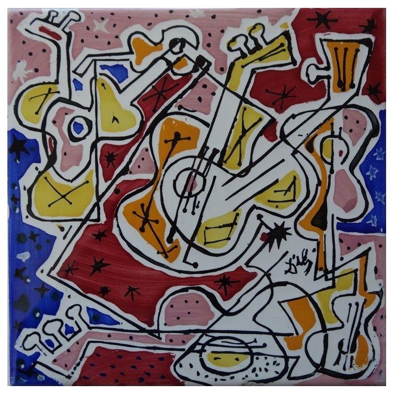 Ceramic Dali - Guitares espagnoles