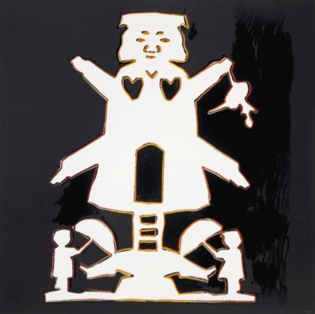 Screenprint Warhol - Hans Christian Andersen 2