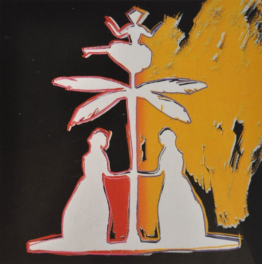 Screenprint Warhol - Hans Christian Andersen (FS II.399)