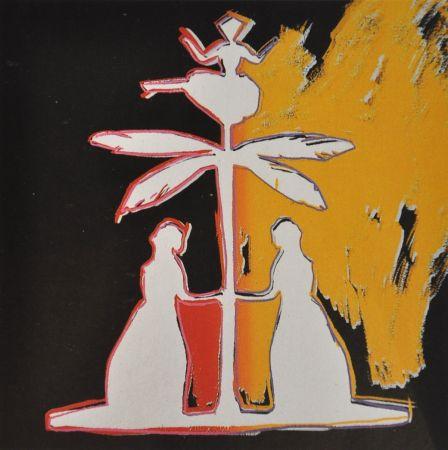Screenprint Warhol - Hans Christian Andersen FS II.399