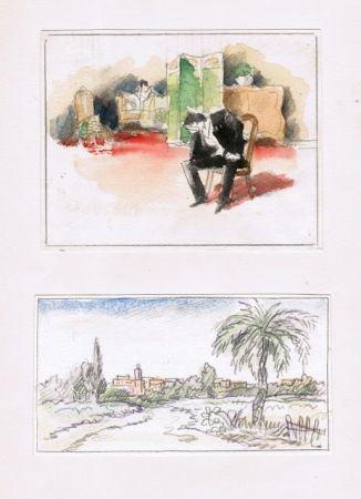 Illustrated Book Guilbert - Hans le marin; Un scandale au XVIIIe siècle; La femme et le pantin; Le manchot.