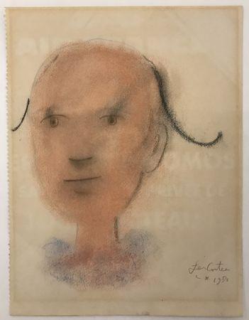 No Technical Cocteau - Harlequin Portrait