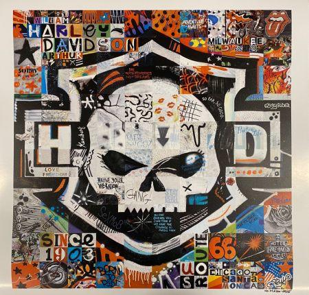 Poster Ary Kp - Harley Davidson
