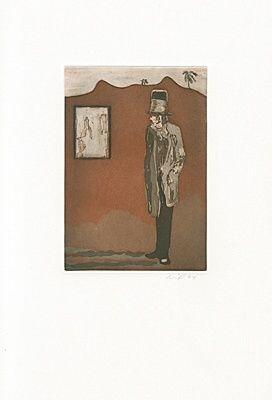 Engraving Doig - Haus der Bilder