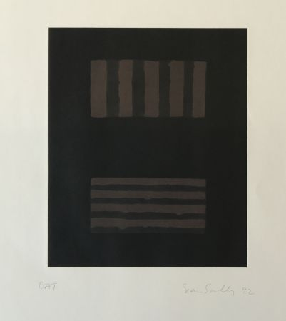 Etching And Aquatint Scully - Heart of Darkness 2
