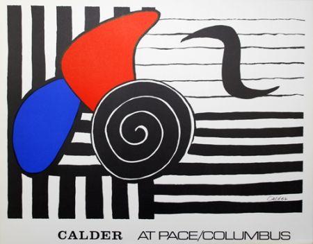 Poster Calder - Helisse
