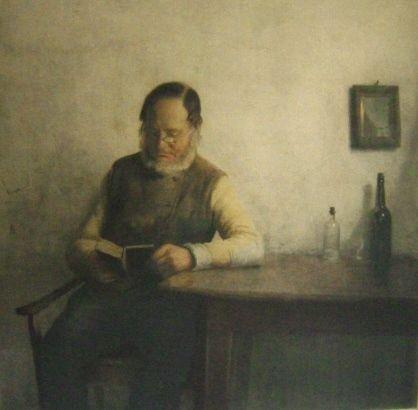 Mezzotint Ilsted - Hendrik