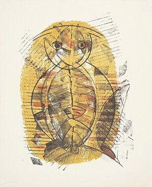 Lithograph Ernst -