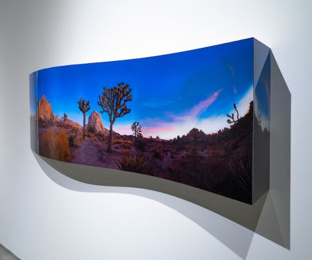 No Technical Kidd - Hidden Rock 2 (Curved) from the Joshua Tree series