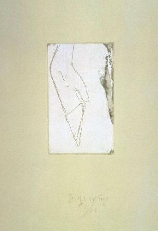 Etching And Aquatint Beuys - Hirschfuss