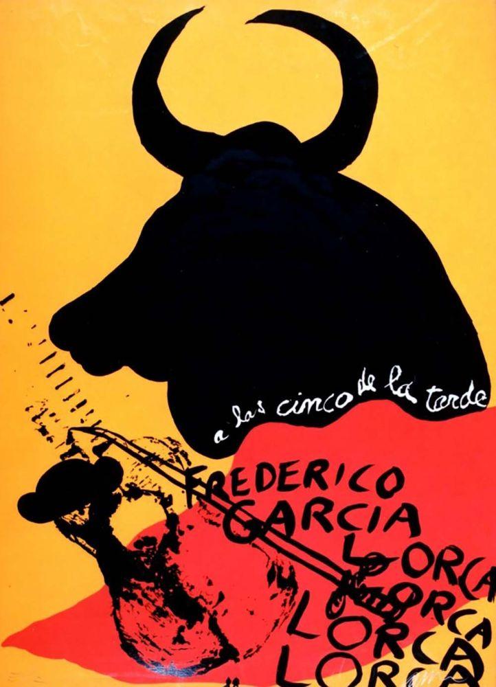 Multiple Arman - Homage to Federico Garcia Lorca