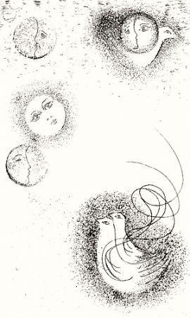 Illustrated Book Melotti - Homage to Sextus Propertius