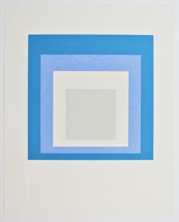 Screenprint Albers - Homage to square