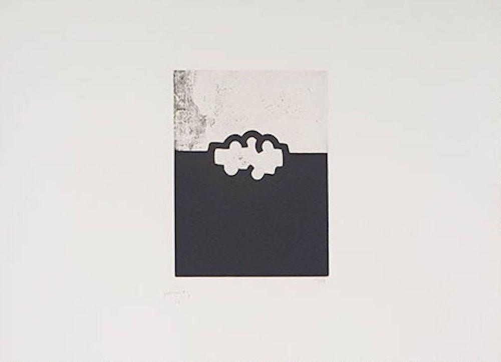 Engraving Chillida - Homenaje a Omar Khayyam