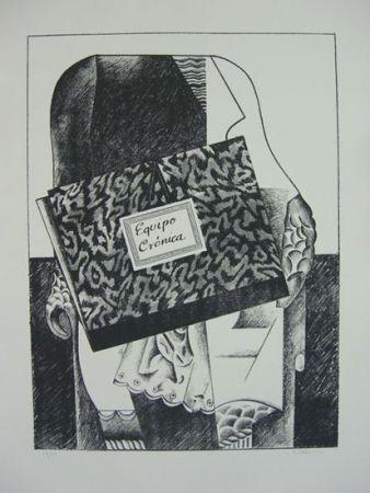 Lithograph Equipo Cronica - Homenaje A Picasso