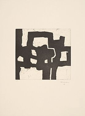 Etching And Aquatint Chillida - Homenaje a Picasso