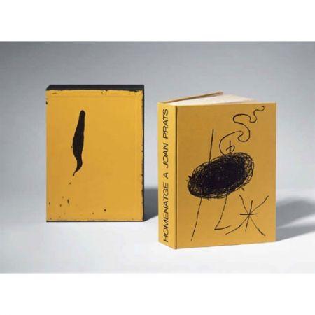 Illustrated Book Miró - Homenatge a Joan Prats