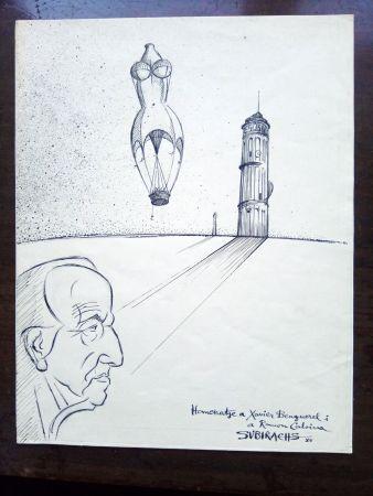 No Technical Subirachs - Homenatge a Ramón Berenguel i Ramón Calsina