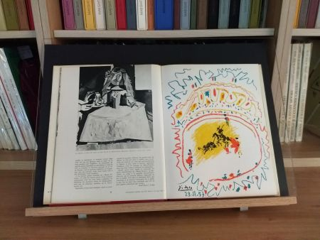Illustrated Book Picasso - Hommage