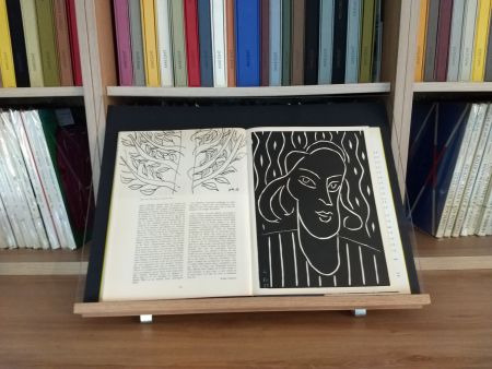 Illustrated Book Matisse - Hommage