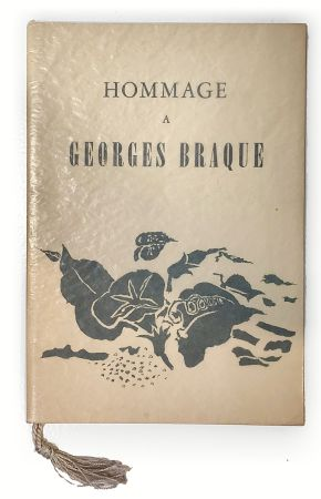 Illustrated Book Braque - Hommage à Georges Braque