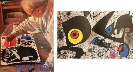 Illustrated Book Miró - Hommage à Joan Miro. Numéro spécial de la revue XXème siècle.