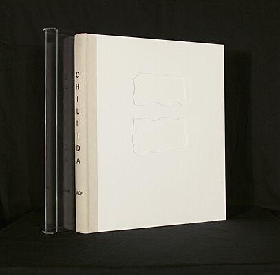 Illustrated Book Chillida - Hommage à Johann Sebastian Bach