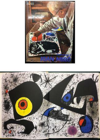 Illustrated Book Miró - HOMMAGE A JOAN MIRÓ - XXe Siècle - N° spécial 1972