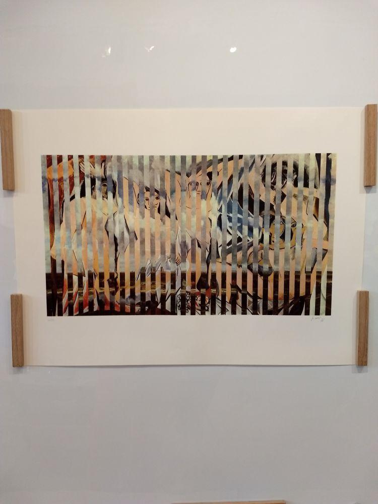 Lithograph Kolar - Hommage a Picasso