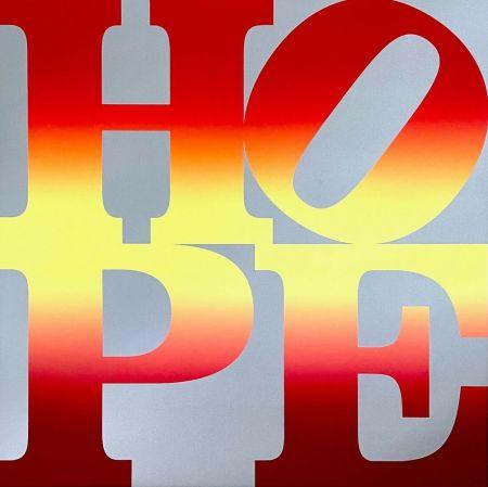 Screenprint Indiana - Hope/Autumn