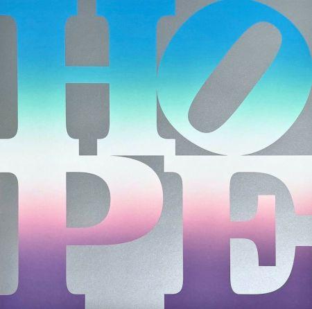 Screenprint Indiana - Hope/Spring