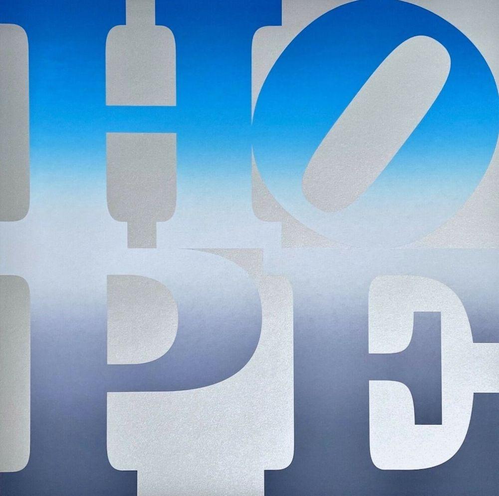 Screenprint Indiana - Hope/Winter