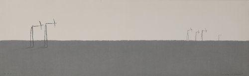 Etching Riera I Aragó - Horitzons-Arals